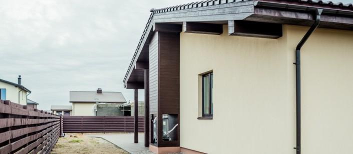 Medenio stoginės - pakalimo lentos naudojamos tvoroms gaminti.